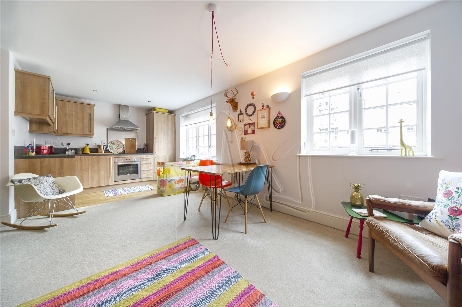 2 Bedrooms Apartment Flat for sale in House of York, 29A Charlotte Street, Birmingham